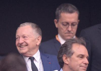Jean-Michel Aulas dégaine et contre-attaque le président de l'OM sur Twitter