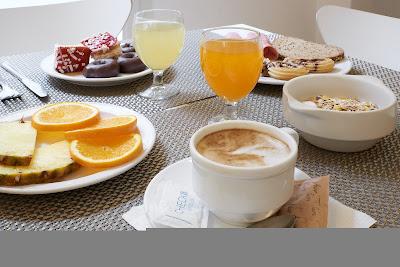 THE HOTEL - Breakfast