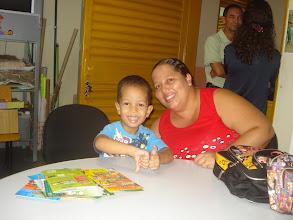 Photo: É fundamental a presença da família e professores na Sala de Recursos.