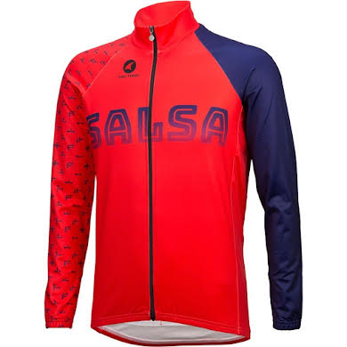 Salsa Men's Team Kit Long Sleeve Jersey