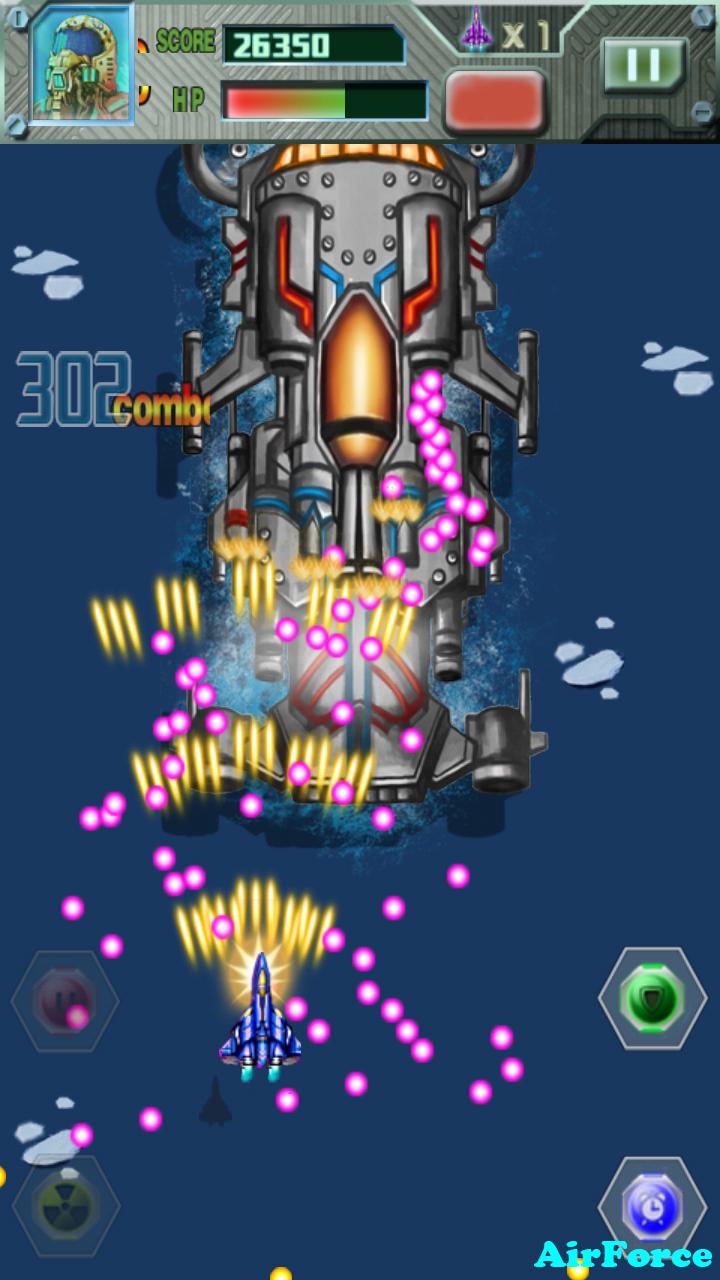 Скриншот Туз ВВС: супер герой