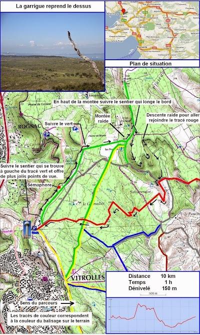 Plateau de l'Arbois Aix en Provence