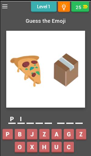 Emoji Charades Quiz