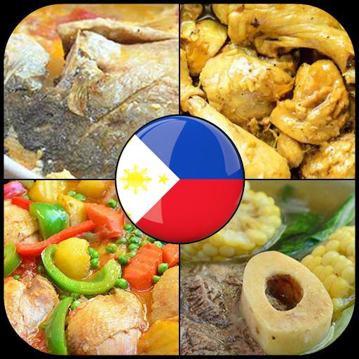 99+ Filipino Food Recipes (app)