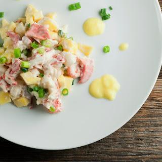 Mango Lobster Salad