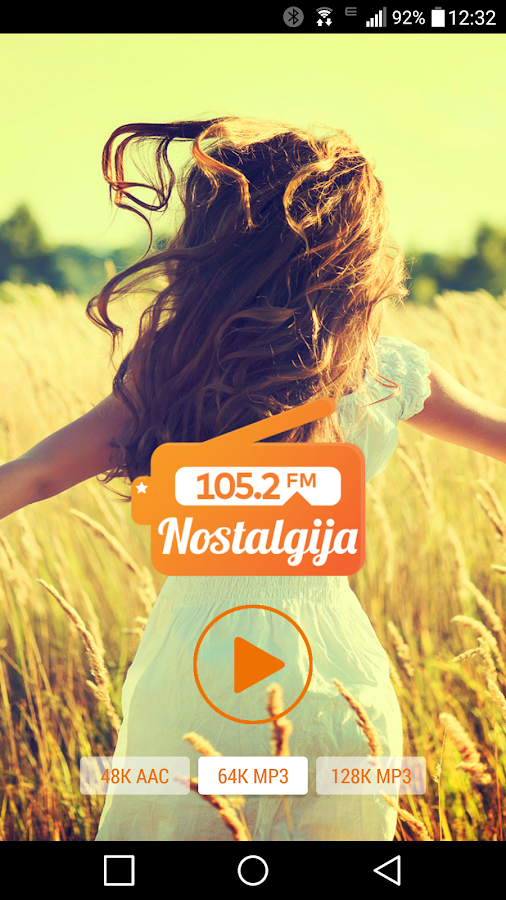 Radio Nostalgija- screenshot