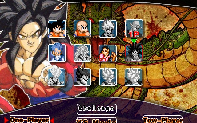 Dragon Ball - Fierce Fighting 1.9 - Jogos Online