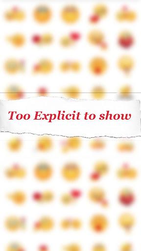 Adult Emojis - Dirty Edition 1.0 screenshots 6