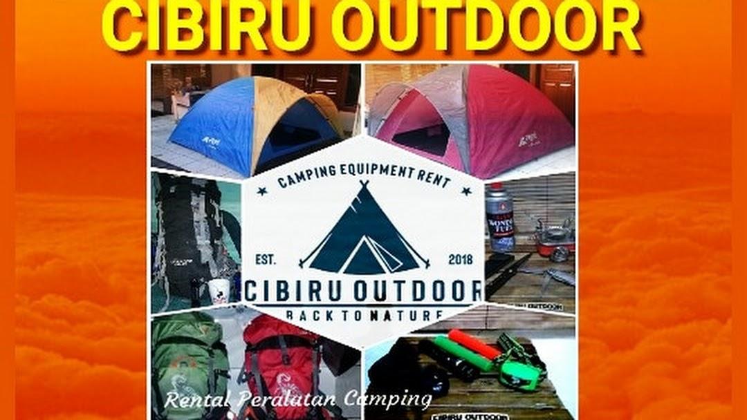 Cibiru Outdoor Rental Alat Camping Tool Rental Service