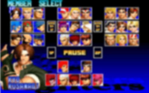 THE KING OF THE FIGHTERS 1997 (Emulator) 96 screenshots 1