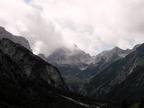 Photo: Pogled na Bavški Grintavec