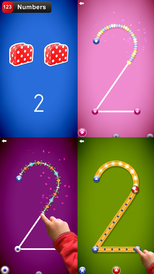 LetterSchool - Learn to write the ABC- screenshot