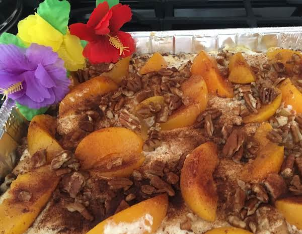 Peach And Pecan French Toast Recipe
