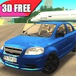 Aveo Driving City Simulator APK