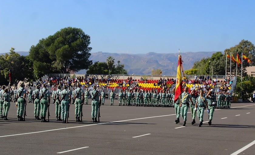 La Infantería Española honra a su Patrona