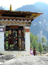 Photo: Auf dem Weg zu einem der bedeutendsten Pilgerstätten im Himalaya Raum