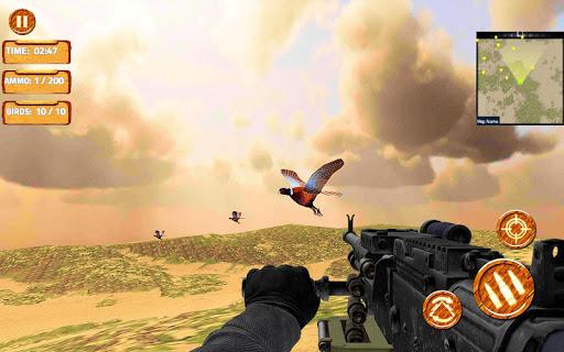 Pheasant Shooter: Crossbow Birds Hunting FPS Games screenshots 4