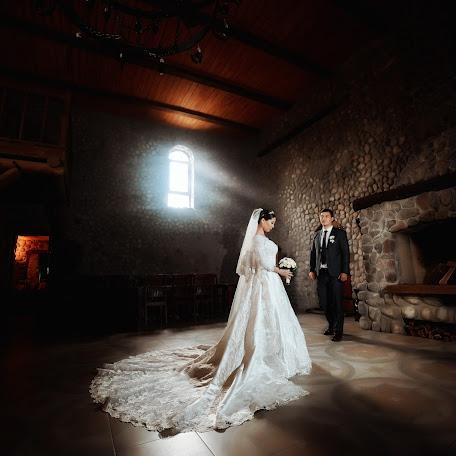 Fotógrafo de bodas Rafael Minnebaev (Raffael). Foto del 14.12.2017