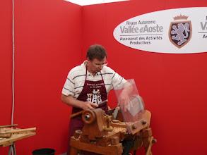 Photo: où le travail du bois est à l'honneur