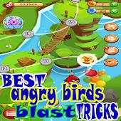 Best Angry Birds Blast Tricks