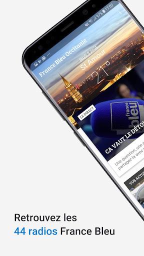 France Bleu - actus en ru00e9gion, radios locales screenshots 2