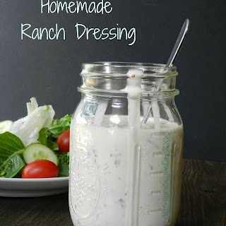 Dairy Free Ranch Dressing.