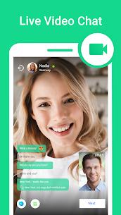 Video Chat W-Match Mod Apk: Dating App, Meet & Video Chat 1