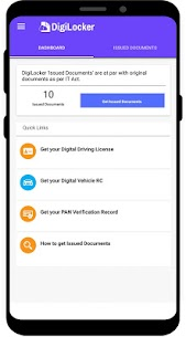 DigiLocker App Download For Android and iPhone 4