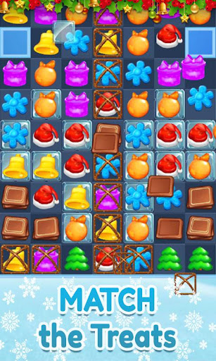 Christmas Candy - Santa Claus's Matching Adventure 1.0.0 screenshots 2