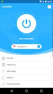 HotVPN Free·unblock·fast proxy VPN 1