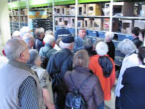 Photo: Kommissionierung im HERMES-Logistikzentrum