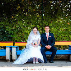 Wedding photographer Danil Kiselev (Kiselev). Photo of 17.02.2015