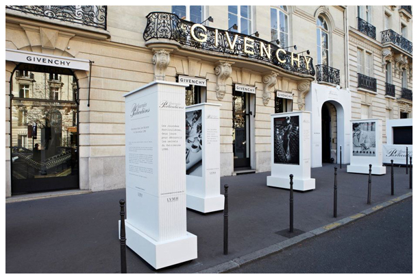 偷窺時尚精品Givenchy巴黎工作室 Paris High Fashion