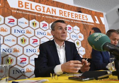 ? Le patron de l'arbitrage belge revient sur les phases litigieuses des 13e et 14e journées