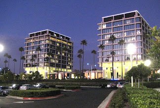 Photo: Office buildings and palm trees.  Irvine California.
