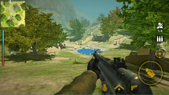 Yalghaar: FPS Shooter Game- screenshot thumbnail