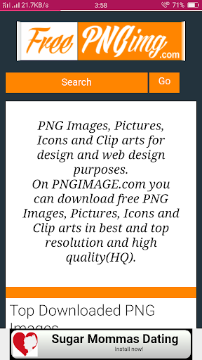 All PNG Images 1.0 screenshots 1