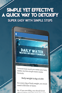 Water Diet Plan for Weight Loss 3