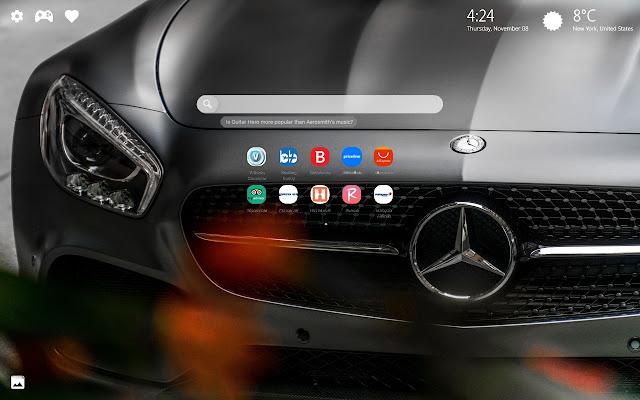 Mercedes Wallpapers HD