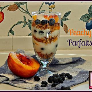 Peachy Parfaits