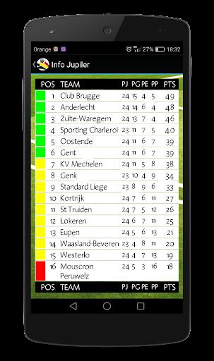 info jupiler league screenshot 2