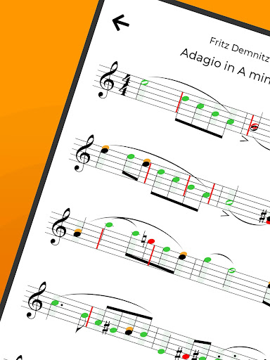 Recorder: Learn, Practice & Play by tonestro screenshot 8