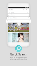 UC Browser Mini for Android Go APK screenshot thumbnail 2