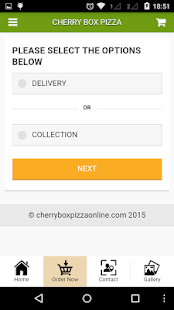 Cherry Box Pizza- screenshot thumbnail