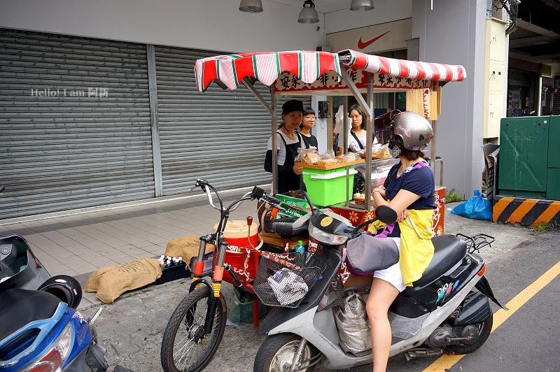 豐原行動咖啡三輪車,安朵咖啡-2