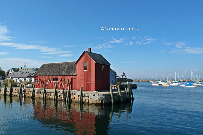 Travel: Rockport, MA - Motif Number 1