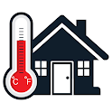 Thermometer Room Temperature Meter Indoor, Outdoor icon