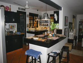 Photo: Die Küche