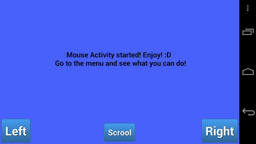 BluePad - TouchPad & Keyboard 1.1.12 screenshots 2