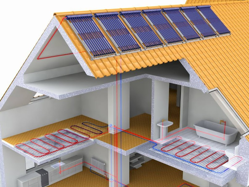 Najbardziej opłacalna będzie pompa ciepła w połączeniu z instalacja fotowoltaiczną